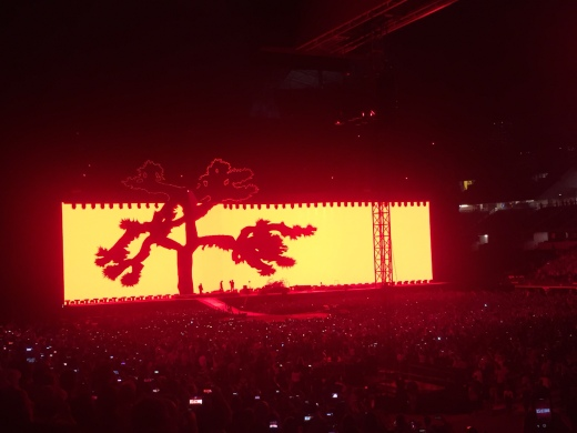 U2 The Joshua Tree Tour Dallas 5-26-17 @michaelpobrien