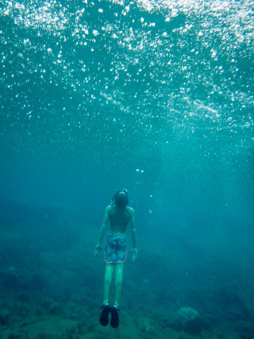 DanSwimming
