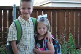 First Day of School 2010 001
